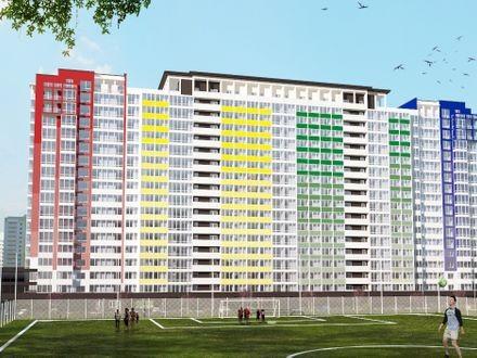 Однокомнатная квартира общей площадью 41 м2 с красивым видом с 14 этажа. В квар. Таирова, Одесса, Одесская область. фото 5