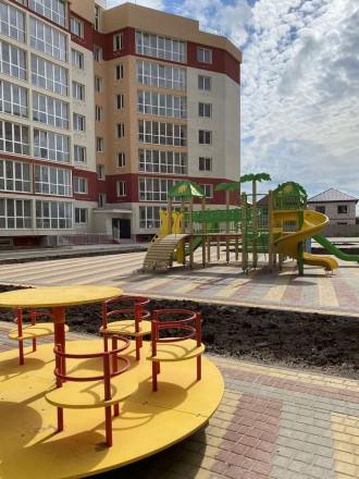 """1-к квартира в строящемся доме (корпус 7), ЖК """"Розенталь"""". Это принцип. Таирова, Одесса, Одесская область. фото 5"""