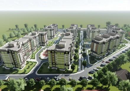 """1-к квартира в строящемся доме (корпус 7), ЖК """"Розенталь"""". Это принцип. Таирова, Одесса, Одесская область. фото 7"""