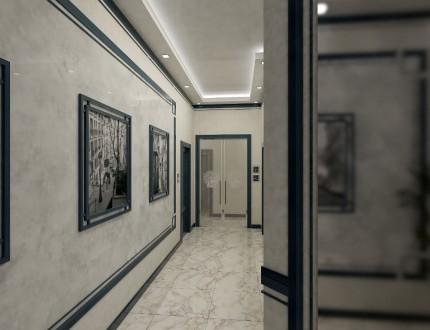 Большая 3-х комнатная квартира для большой семьи! Комфортный новый район удивит . Малиновский, Одесса, Одесская область. фото 4