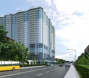 Большая 3-х комнатная квартира для большой семьи! Комфортный новый район удивит . Малиновский, Одесса, Одесская область. фото 2