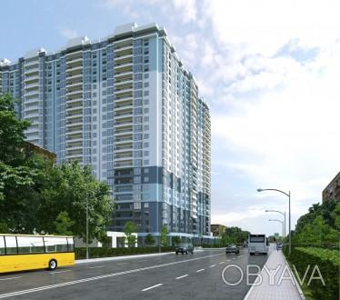 Большая 3-х комнатная квартира для большой семьи! Комфортный новый район удивит . Малиновский, Одесса, Одесская область. фото 1