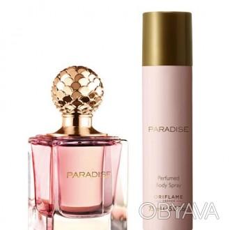 Парфюмированный спрей-дезодорант Paradise Oriflame Орифлейм