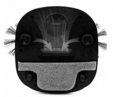 Робот пылесос 16001 (WY 502) Пылесос робот  WY-502 подходит для уборки дома, го. Киев, Киевская область. фото 9