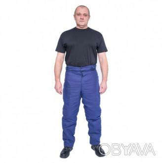 Рабочие ватные брюки