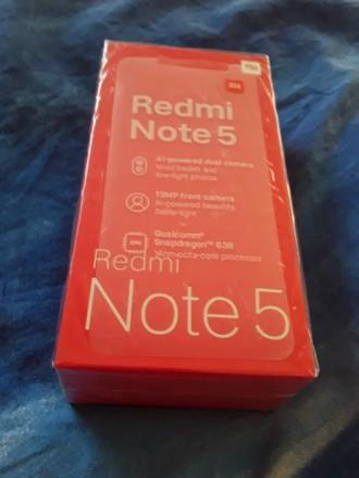 Xiaomi Redmi Note 5. В ідеальному стані!!! Куплявся для себе рік тому. Носився т. Харьков, Харьковская область. фото 5