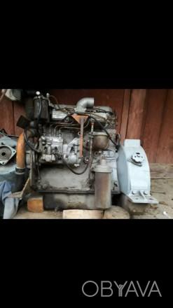 Двигун 4.2 Д/П 1994р