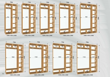 Распродажа  шкафы купе в наличии  расчет на адресе (при условии наличия нужной. Одесса, Одесская область. фото 8
