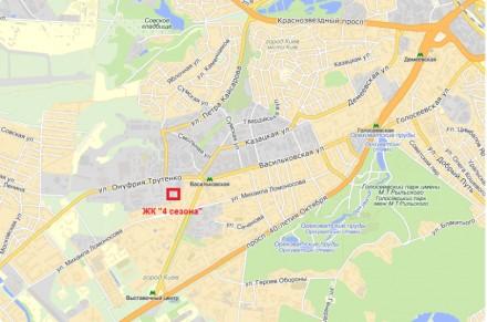 Продажа недорогих 1-2 комнатных апартаментов Comfort-класса в 5 минутах пешей хо. Голосеево, Киев, Киевская область. фото 5