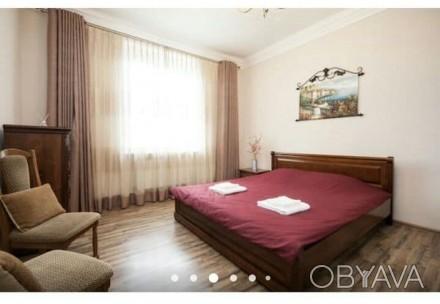 Квартира расположена в самом центре , Чайковского Оперный театр, 2 раздельные сп. Центральный, Одесса, Одесская область. фото 1