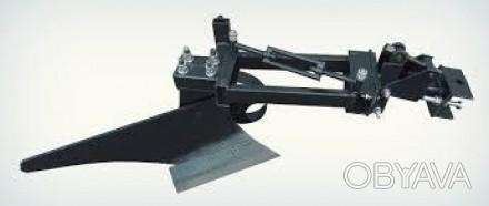 Плуг для мототрактора з гідравлікою
