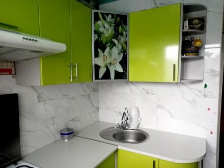 Продам 3-комнатную компактную квартиру 50 м2 с ремонтом и уютом в районе 12 школ. Пухова, Чернигов, Черниговская область. фото 4