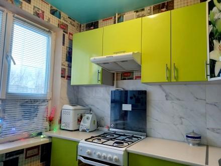 Продам 3-комнатную компактную квартиру 50 м2 с ремонтом и уютом в районе 12 школ. Пухова, Чернигов, Черниговская область. фото 3