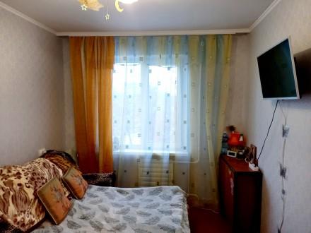 Продам 3-комнатную компактную квартиру 50 м2 с ремонтом и уютом в районе 12 школ. Пухова, Чернигов, Черниговская область. фото 9
