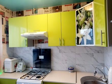 Продам 3-комнатную компактную квартиру 50 м2 с ремонтом и уютом в районе 12 школ. Пухова, Чернигов, Черниговская область. фото 2