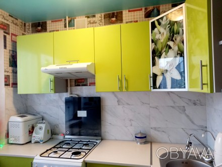 Продам 3-комнатную компактную квартиру 50 м2 с ремонтом и уютом в районе 12 школ. Пухова, Чернигов, Черниговская область. фото 1