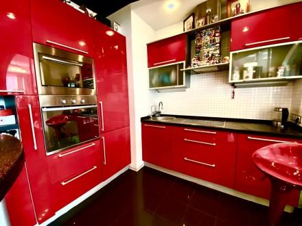 Продам 3х комн квартиру 140 кв м во вторичном новострое 2005 года район парка Ше. Центр, Днепр, Днепропетровская область. фото 13