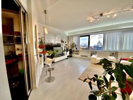 Продам 3х комн квартиру 140 кв м во вторичном новострое 2005 года район парка Ше. Центр, Днепр, Днепропетровская область. фото 4