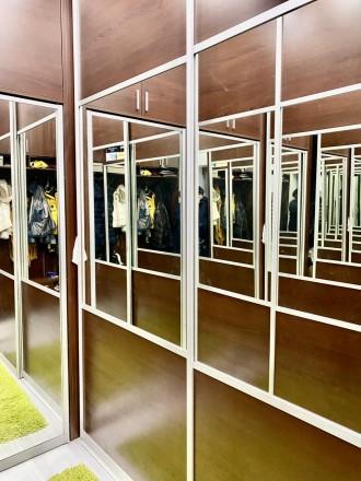 Продам 3х комн квартиру 140 кв м во вторичном новострое 2005 года район парка Ше. Центр, Днепр, Днепропетровская область. фото 20