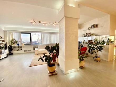 Продам 3х комн квартиру 140 кв м во вторичном новострое 2005 года район парка Ше. Центр, Днепр, Днепропетровская область. фото 2