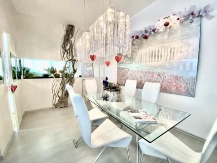 Продам 3х комн квартиру 140 кв м во вторичном новострое 2005 года район парка Ше. Центр, Днепр, Днепропетровская область. фото 3
