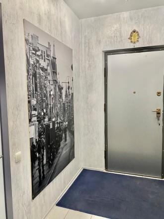 Продам 3х комн квартиру 140 кв м во вторичном новострое 2005 года район парка Ше. Центр, Днепр, Днепропетровская область. фото 18