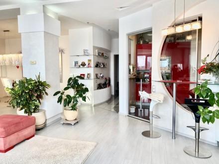 Продам 3х комн квартиру 140 кв м во вторичном новострое 2005 года район парка Ше. Центр, Днепр, Днепропетровская область. фото 12