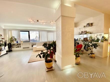 Продам 3х комн квартиру 140 кв м во вторичном новострое 2005 года район парка Ше. Центр, Днепр, Днепропетровская область. фото 1