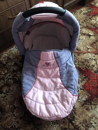 Продам каляску TAKO 2 в 1 .Вік з народження до 3років.Два положення лицем до мам. Ровно, Ровненская область. фото 5