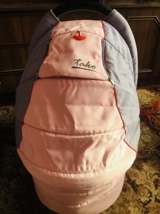 Продам каляску TAKO 2 в 1 .Вік з народження до 3років.Два положення лицем до мам. Ровно, Ровненская область. фото 7