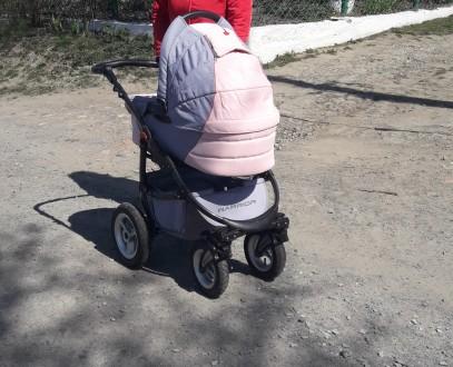 Продам каляску TAKO 2 в 1 .Вік з народження до 3років.Два положення лицем до мам. Ровно, Ровненская область. фото 2