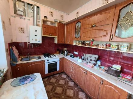 Продажа 3 комнатной квартиры в кирпичном доме в Авиагородке  по ул. П.Юрченка Х. Полтава, Полтавская область. фото 3