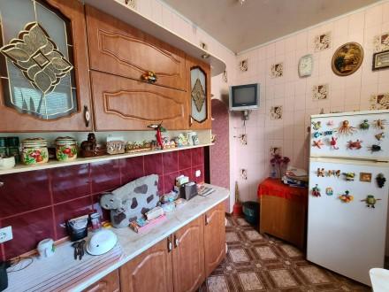 Продажа 3 комнатной квартиры в кирпичном доме в Авиагородке  по ул. П.Юрченка Х. Полтава, Полтавская область. фото 6