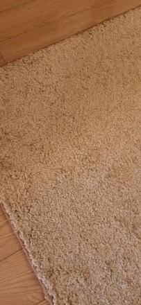 Продвм НОВЫЙ ковёр  размерами 120×215 см цвет капучино.Мягкий, с большим ворсом . Одесса, Одесская область. фото 5