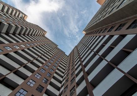 Продам 1к. квартиру в ЖК Баку, свободной планировки общей площадью 82,5 м2, окна. Днепр, Днепропетровская область. фото 4