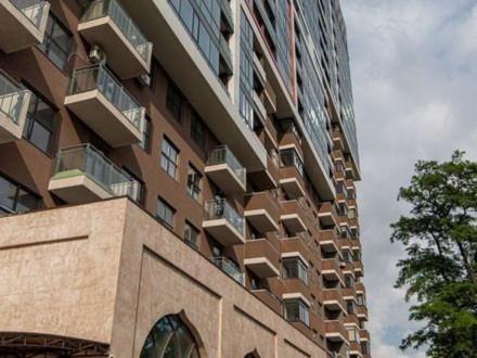 Продам 1к. квартиру в ЖК Баку, свободной планировки общей площадью 82,5 м2, окна. Днепр, Днепропетровская область. фото 3