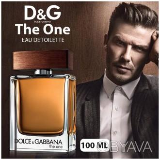 D & G the one 100ml MEN Туалетная вода