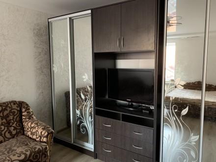 Квартира в новобудові з хорошим ремонтом, індивідуальне опалення, є всі необхідн. Центр, Тернопіль, Тернопільська область. фото 6