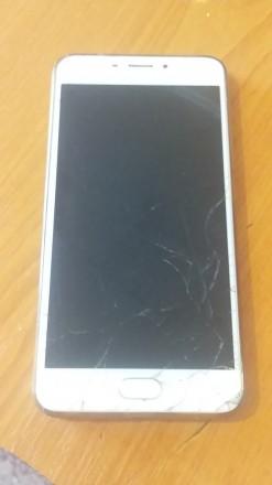 Разбитый экран на работу не влияет. Возможен торг в пределах разумного.. Чернигов, Черниговская область. фото 3