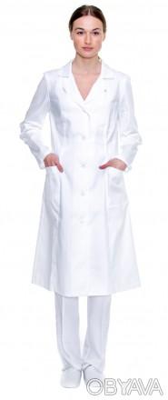 Женский медицинский халат «Медлайн»
