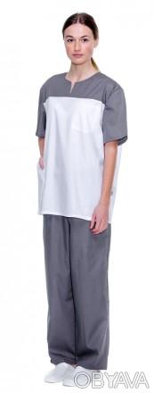 Медицинский халат «Панацея» женский