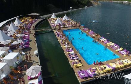 плавающий бассейн