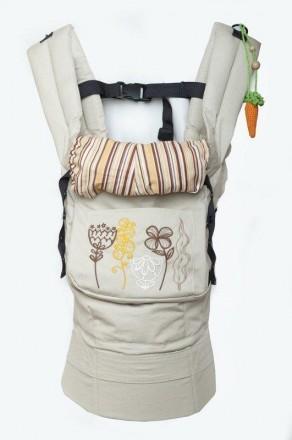 Рюкзачок освобождает руки и делает общение родителей и малыша очень близким. Ре. Одесса, Одесская область. фото 2