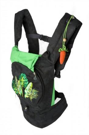 """Эрго рюкзак """"My sun""""- новый дизайн и модная расцветка слинг -рюкзака с сеточкой . Одеса, Одеська область. фото 2"""