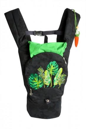 """Эрго рюкзак """"My sun""""- новый дизайн и модная расцветка слинг -рюкзака с сеточкой . Одеса, Одеська область. фото 3"""