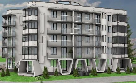 Продажа недорогих 1-2-3 комнатных апартаментов Comfort-класса в 10 минутах пешей. Голосеево, Киев, Киевская область. фото 6