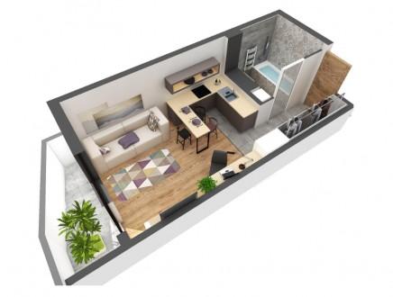 Продажа недорогих 1-2-3 комнатных апартаментов Comfort-класса в 10 минутах пешей. Голосеево, Киев, Киевская область. фото 8