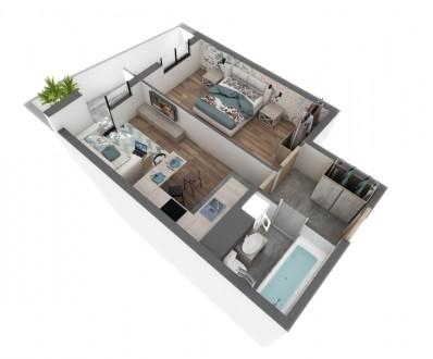 Продажа недорогих 1-2-3 комнатных апартаментов Comfort-класса в 10 минутах пешей. Голосеево, Киев, Киевская область. фото 7