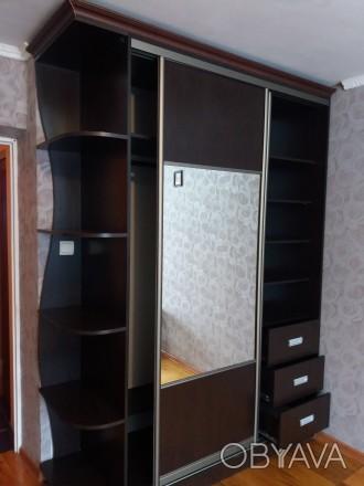 Меблі і холодильник. Бам, Тернопіль, Тернопільська область. фото 1