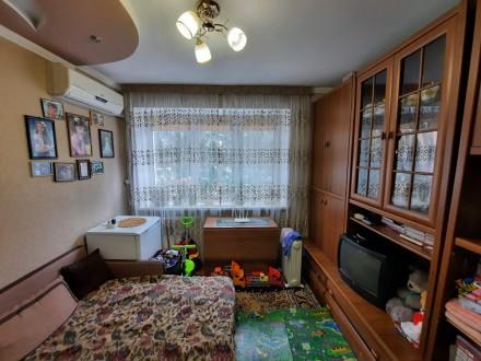 Продам комнату в общежитии район КСК ул.Ушинского  - 2-й этаж 5-ти этажного ки. КСК, Чернигов, Черниговская область. фото 2